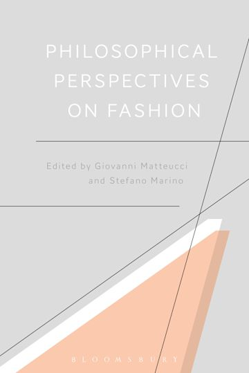 Philosophical Perspectives on Fashion cover