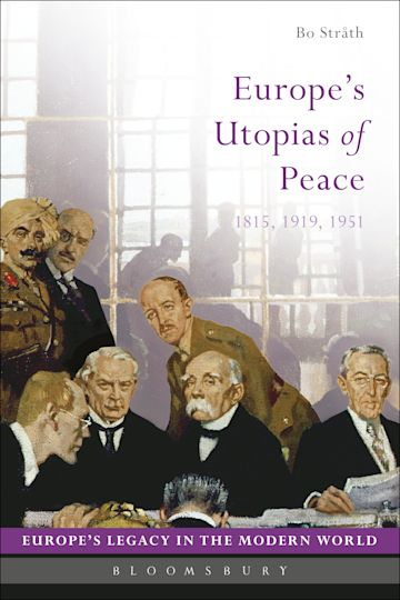 Europe's Utopias of Peace cover