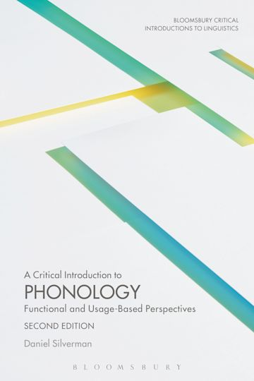 A Critical Introduction to Phonology cover