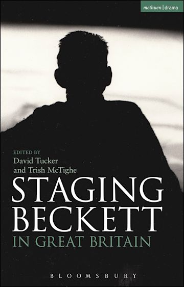 Staging Beckett in Great Britain cover