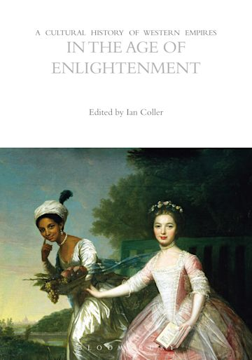 A Cultural History of Western Empires in the Age of Enlightenment cover