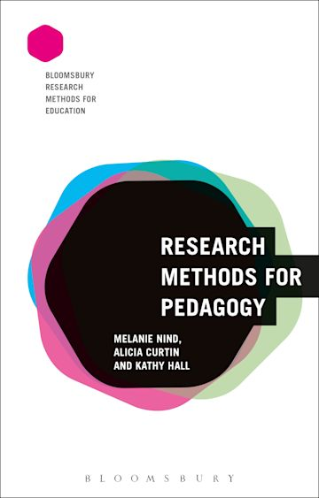 Research Methods for Pedagogy cover