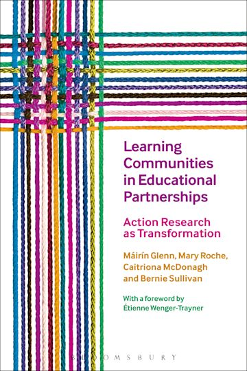 Learning Communities in Educational Partnerships cover