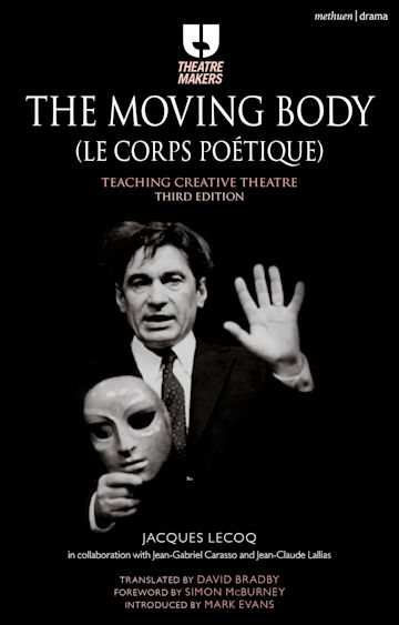 The Moving Body (Le Corps Poétique) cover
