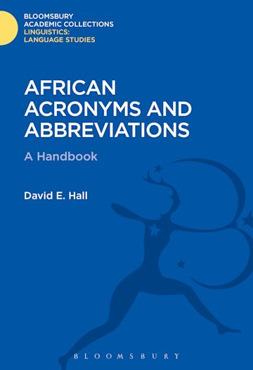 African Acronyms and Abbreviations cover