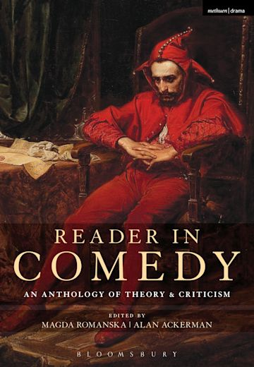 Reader in Comedy cover
