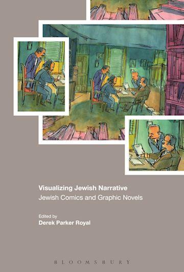 Visualizing Jewish Narrative cover