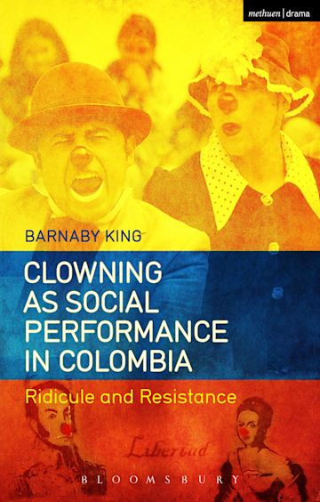 Clowning as Social Performance in Colombia cover