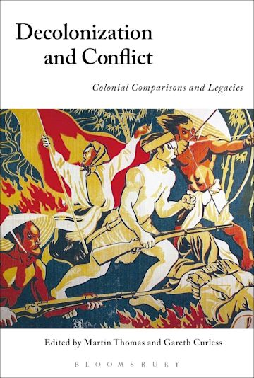 Decolonization and Conflict cover