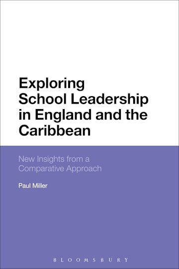 Exploring School Leadership in England and the Caribbean cover