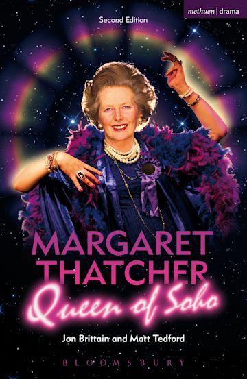 Margaret Thatcher Queen of Soho cover
