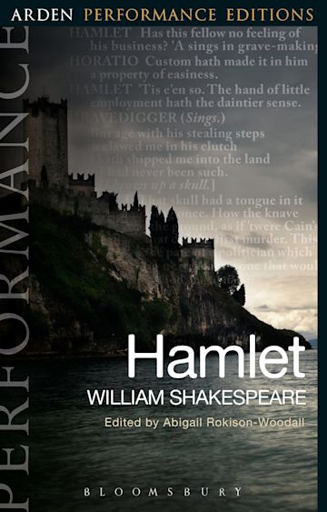 Hamlet: Arden Performance Editions cover