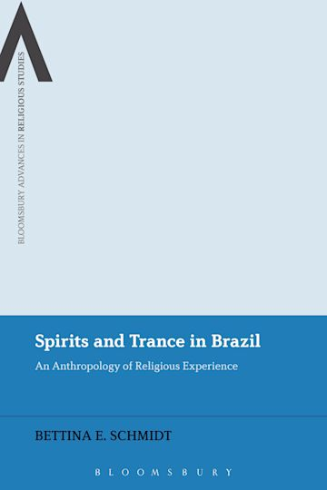 Spirits and Trance in Brazil cover