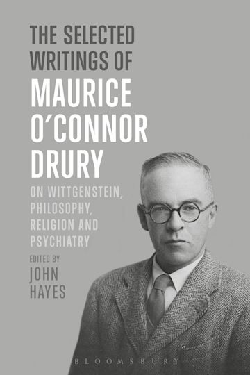 The Selected Writings of Maurice O'Connor Drury cover