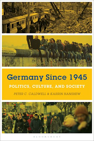 Germany Since 1945 cover