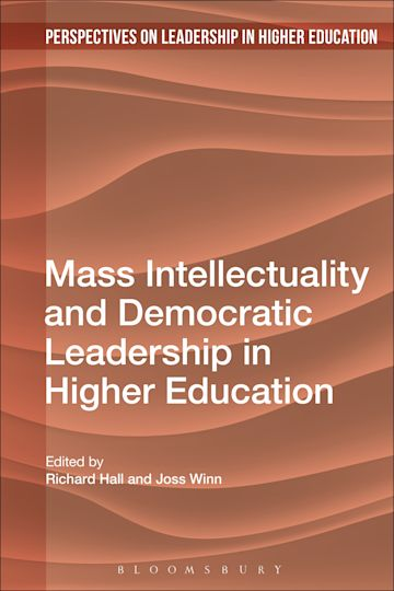 Mass Intellectuality and Democratic Leadership in Higher Education cover