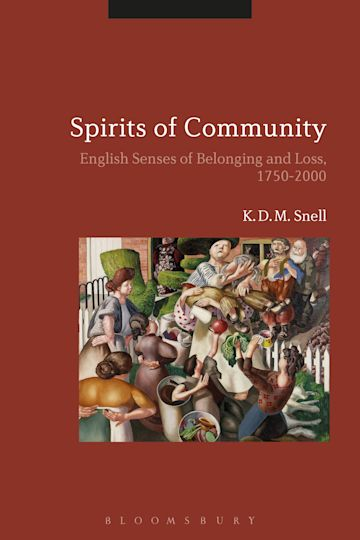Spirits of Community cover