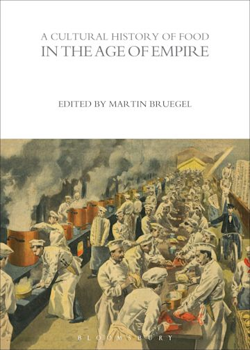 A Cultural History of Food in the Age of Empire cover