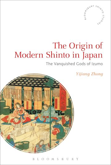 The Origin of Modern Shinto in Japan cover