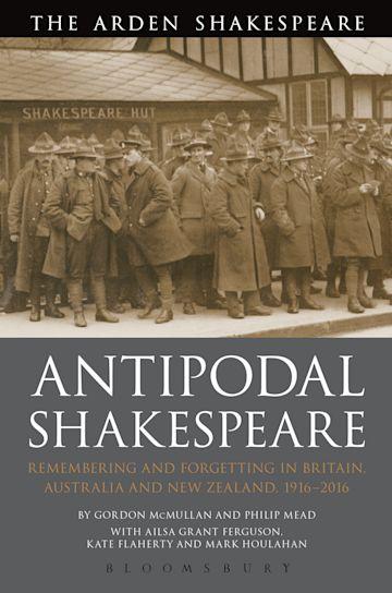 Antipodal Shakespeare cover