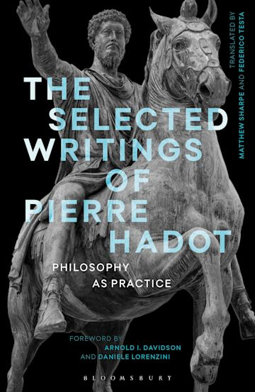 The Selected Writings of Pierre Hadot cover