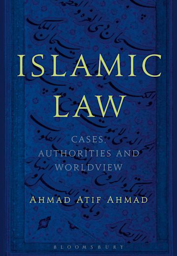 Islamic Law cover