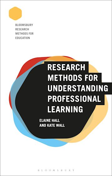 Research Methods for Understanding Professional Learning cover