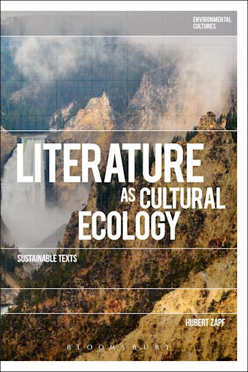 Literature as Cultural Ecology cover