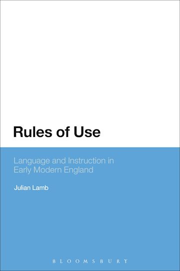 Rules of Use cover