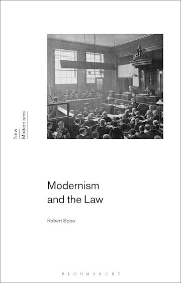 Modernism and the Law cover