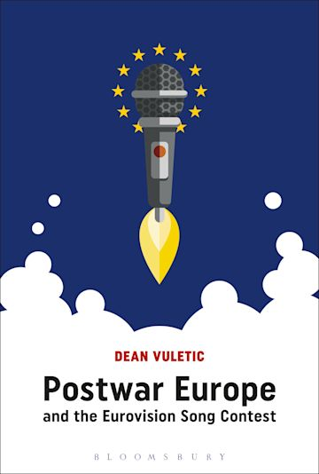 Postwar Europe and the Eurovision Song Contest cover