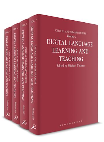 Digital Language Learning and Teaching cover
