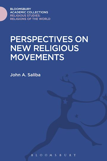 Perspectives on New Religious Movements cover