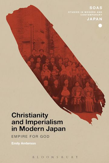 Christianity and Imperialism in Modern Japan cover