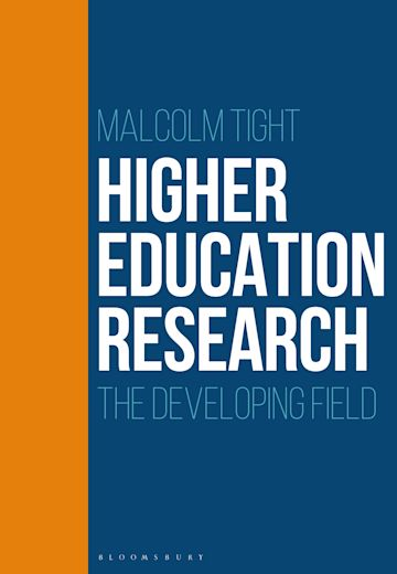 Higher Education Research cover