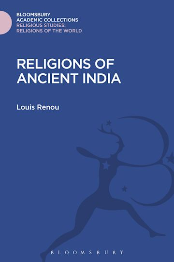 Religions of Ancient India cover