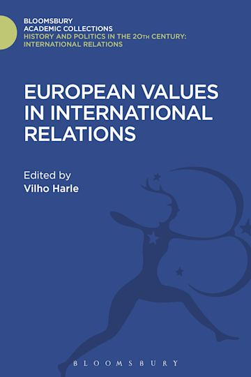 European Values in International Relations cover