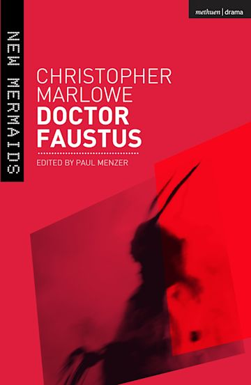 Doctor Faustus cover