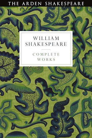 Arden Shakespeare Third Series Complete Works cover