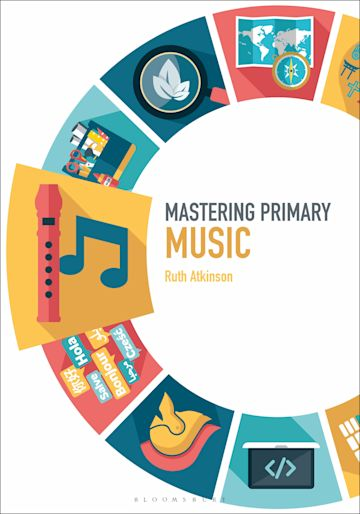 Mastering Primary Music cover