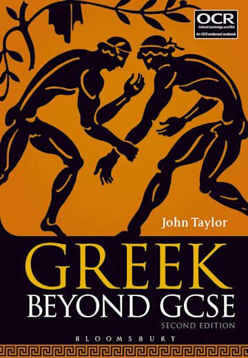 Greek Beyond GCSE cover