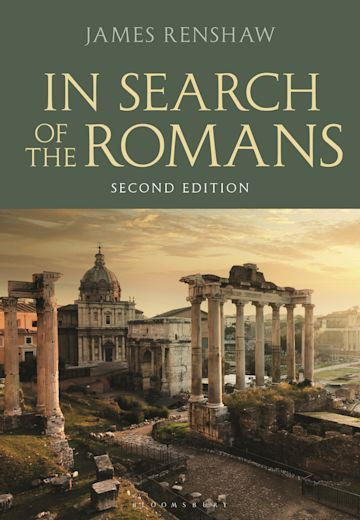In Search of the Romans (Second Edition) cover