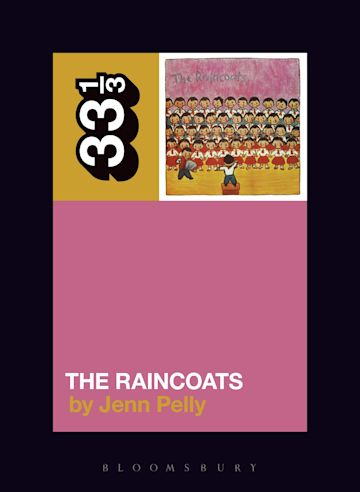 The Raincoats' The Raincoats cover
