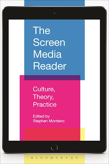 The Screen Media Reader cover
