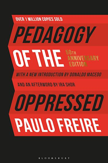 Pedagogy of the Oppressed cover