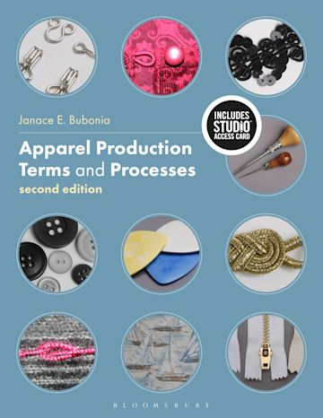 Apparel Production Terms and Processes cover