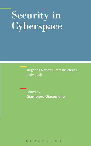 Security in Cyberspace cover