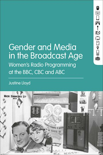 Gender and Media in the Broadcast Age cover