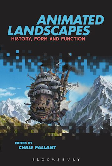 Animated Landscapes cover