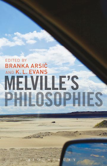 Melville's Philosophies cover